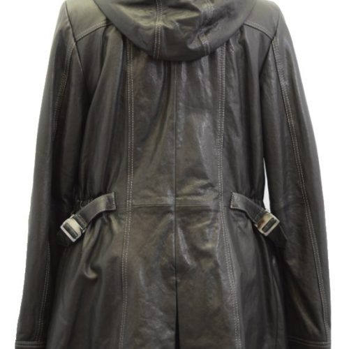 Women Leather Jacket-0