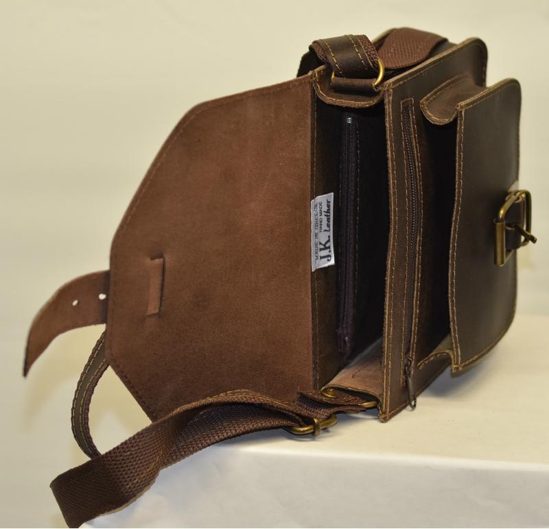 Men Leather Bag-921