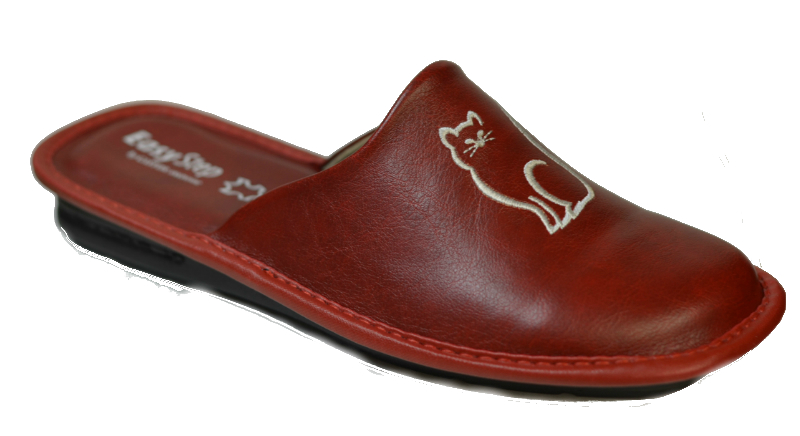 Women Leather Slippers-1125