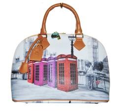 Y NOT ? Women Large Print Bag-1370