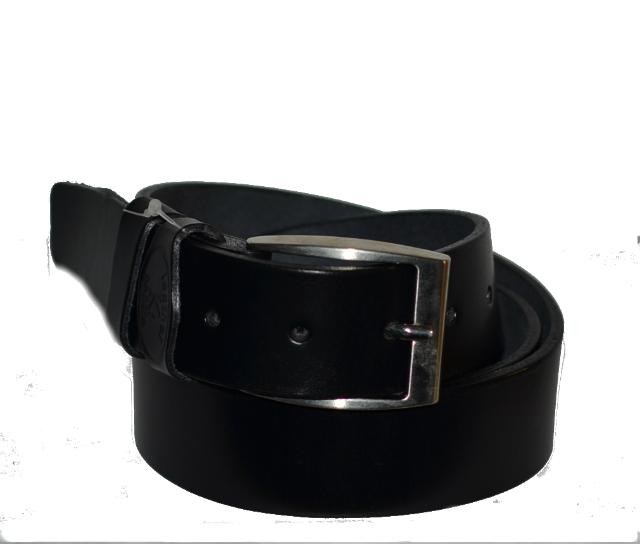 Men Leather Belt-1611