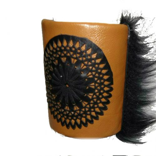 Leather Bracelet-1828