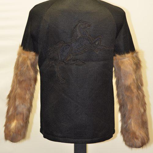 Women Jacket With Fur-0
