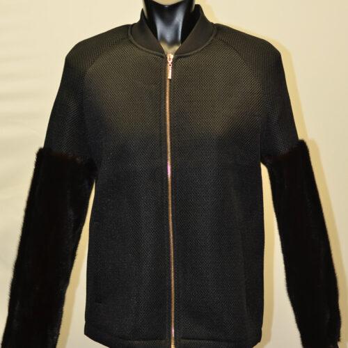 Women Jacket With Fur-1876