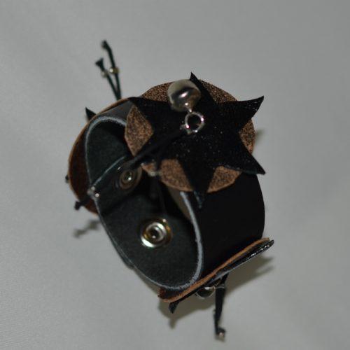 Leather Bracelet-1915