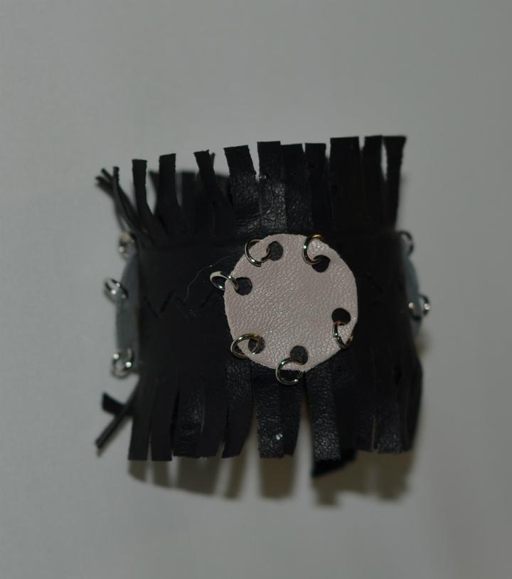 Leather Bracelet-0